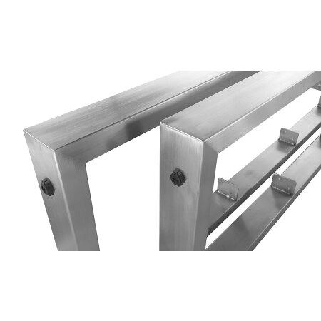 Regalsystem 1200 mm 2 (360 - 60x30) +Holz